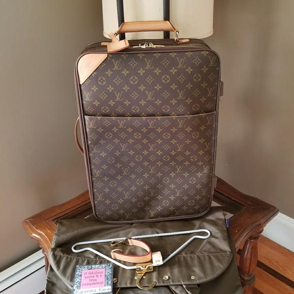 Louis Vuitton Handbags - Authentic Louis Vuitton Pegase 55